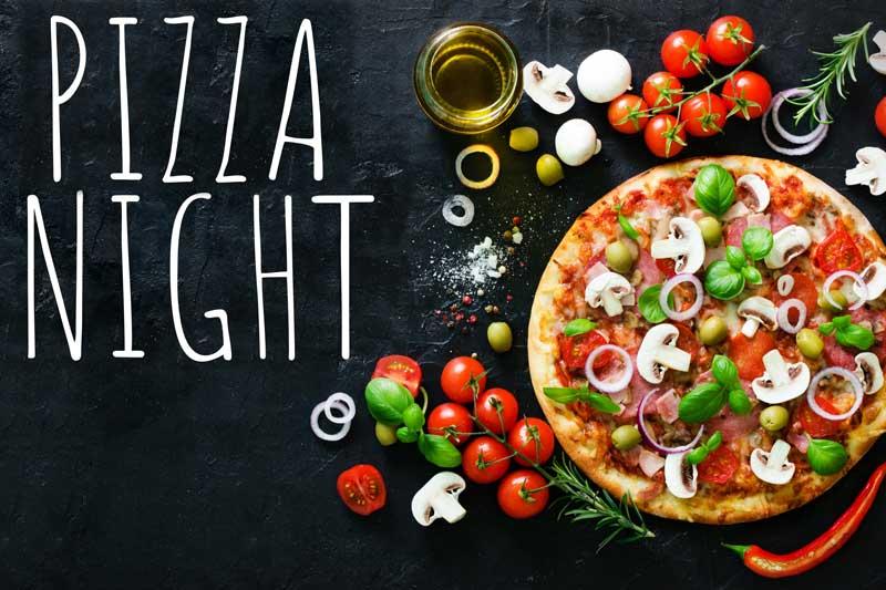 Hen Party Activity - Pizza Night