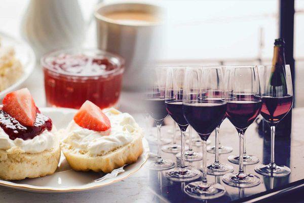 Wine & Aft. Tea Hen Party Package