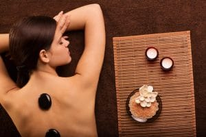 Hen Party Activity - Calming Spa Treatments