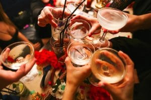 Hen Party Activity - Wine Tasting Party 2