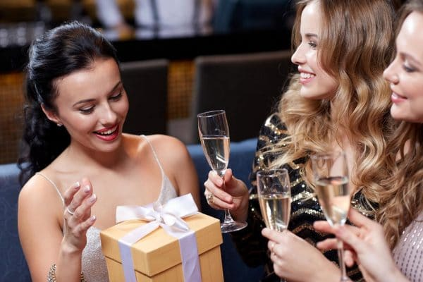 Hen Party Activity - Prosecco / Gifts