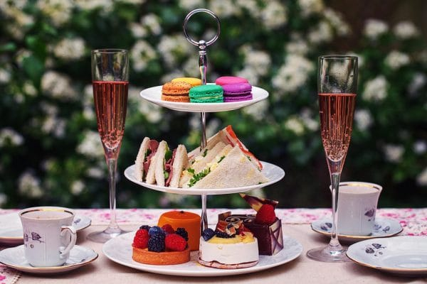 Hen Party Activity - Afternoon Tea and Drinks