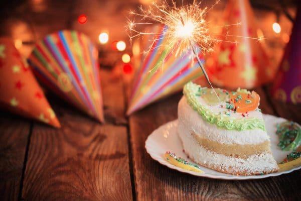 Group Activity - Birthday Celebration