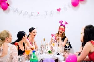 Hen Party Activity - Bride To Be Drinks