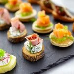 Hen Party Activity - Canapes