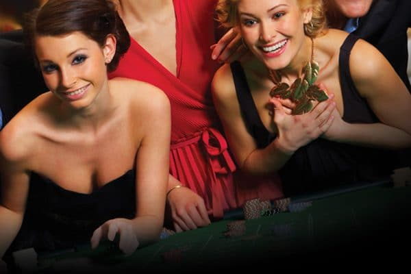 Hen Party Activity - Casino Package