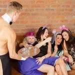 Hen Party Activity -Butler In Buff Package