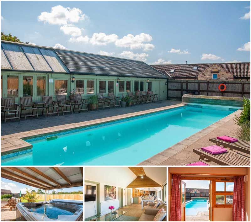 Hen party houses perfect hen weekends celebration cottages - Hen party houses with swimming pool ...