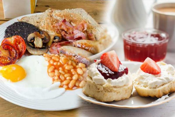 Hen Party Activity - Breakfast and Afternoon Tea