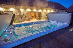 Hen Party House Honey Spa Cottage 31