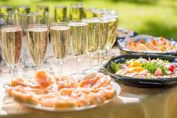 Hen Party Activity - Prosecco & Canapes